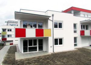 Fotografie - Wohnhausanlage Forchtenstein